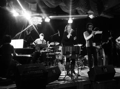 Ba Mao Ensemble at JZ Club Shanghai 2011